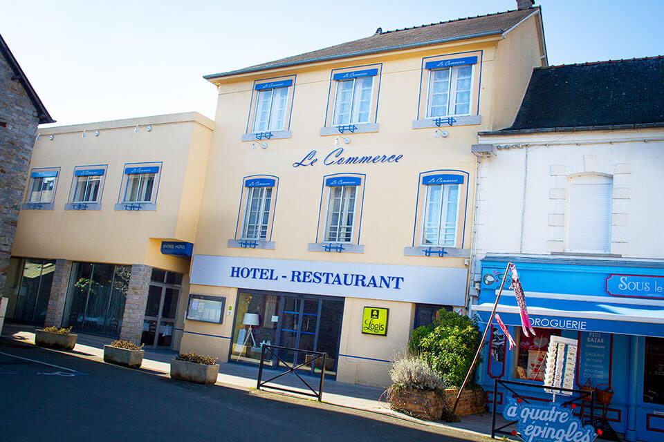 Hotel logis de france guichen proche rennes hotel le for Chambre de commerce de rennes